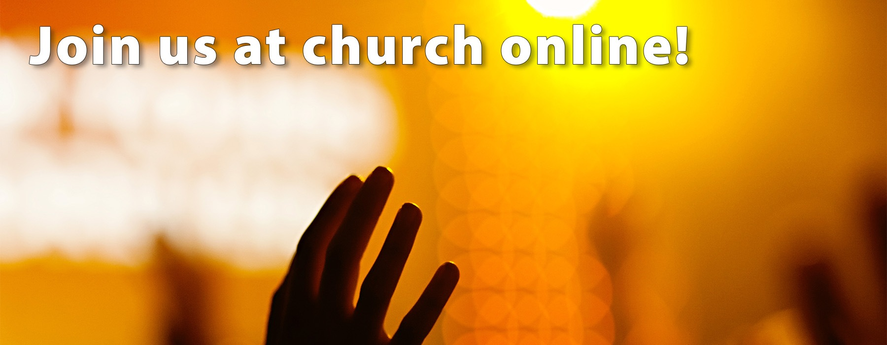 Join us at church online